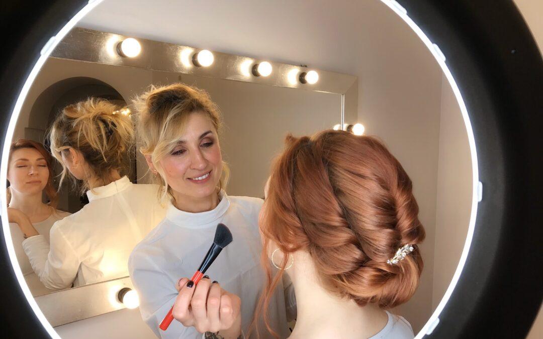 Acconciature da sposa: va bene qualsiasi parrucchiere?